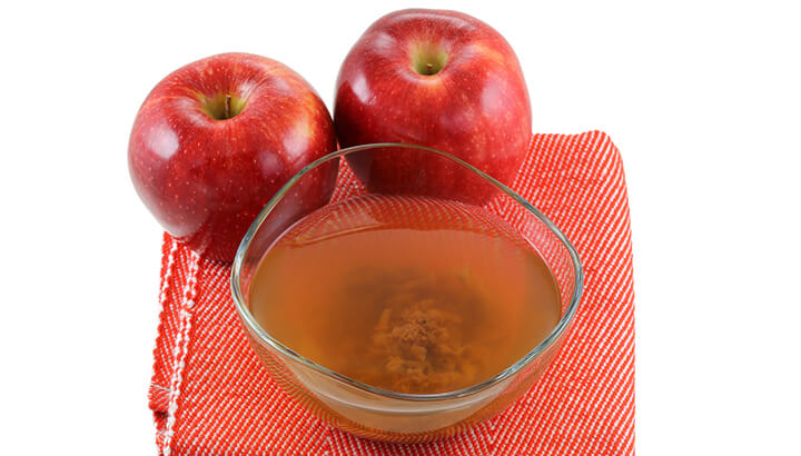 Apple cider vinegar tablets or raw
