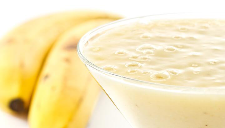 Bananas beauty recipe anti-acne mask
