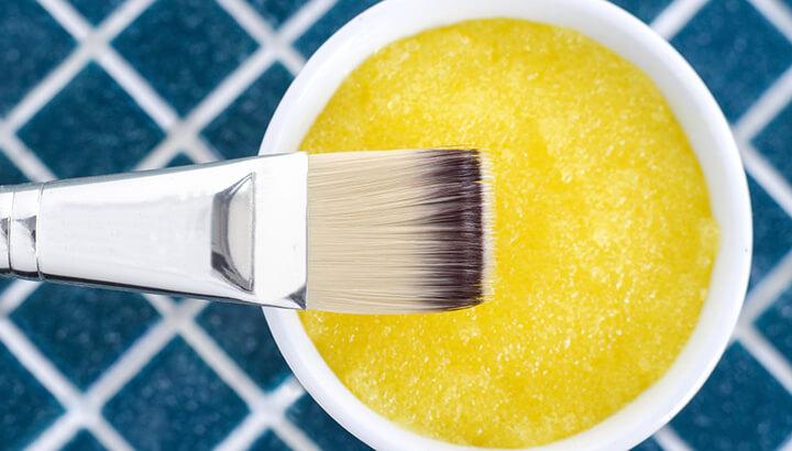 Bananas beauty recipe sugar scrub