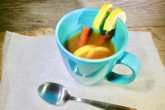 Best cold and flu tea recipe Feature Photo