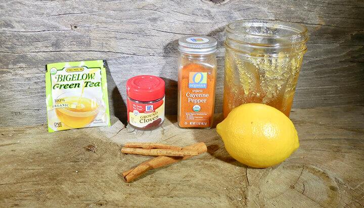 Best cold and flu tea recipe Photo 2