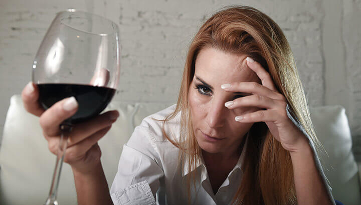 Excessive alcohol consumption can lead to health problems