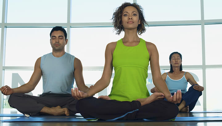 Fix anxiety naturally by meditating