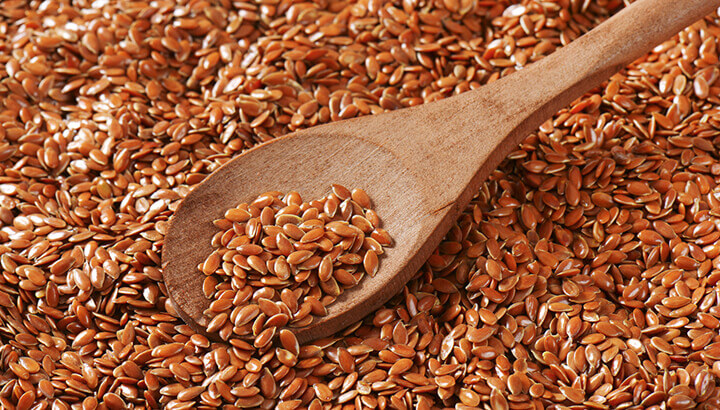 Flaxseed for joint pain