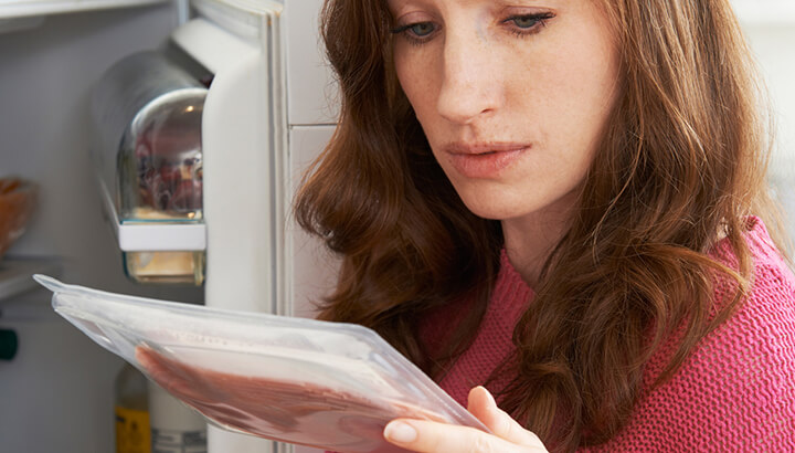 Get help with menopause by cutting out processed foods