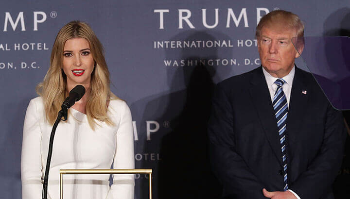 Ivanka Trump may be able to influence her dad on climate change