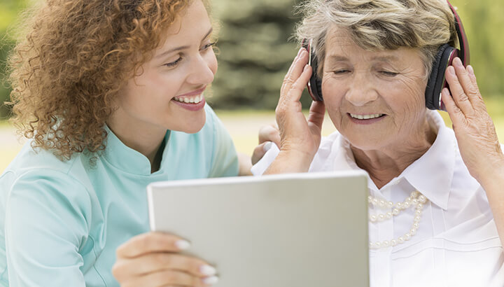 Music therapy has many benefits