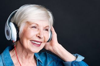 Music therapy improves dementia