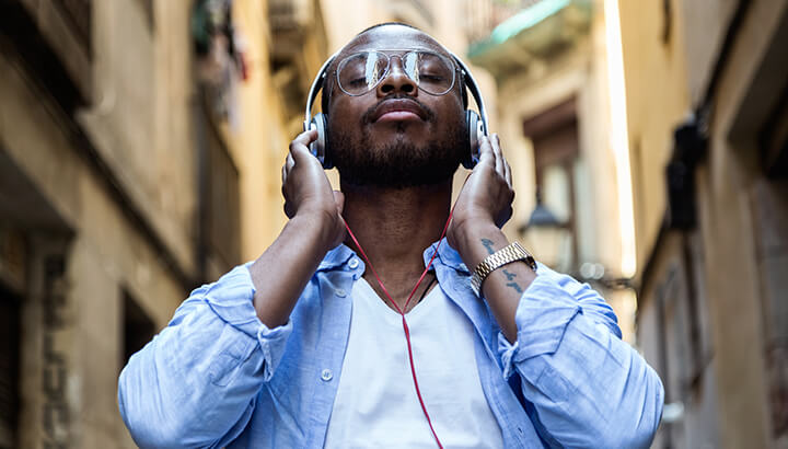 Music therapy improves heart health