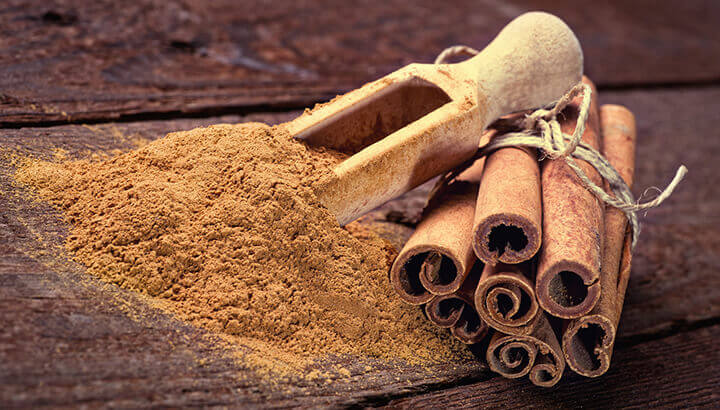 Natural bronchitis remedy cinnamon