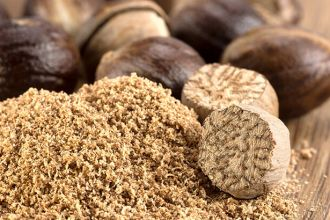 Nutmeg has many health benefits