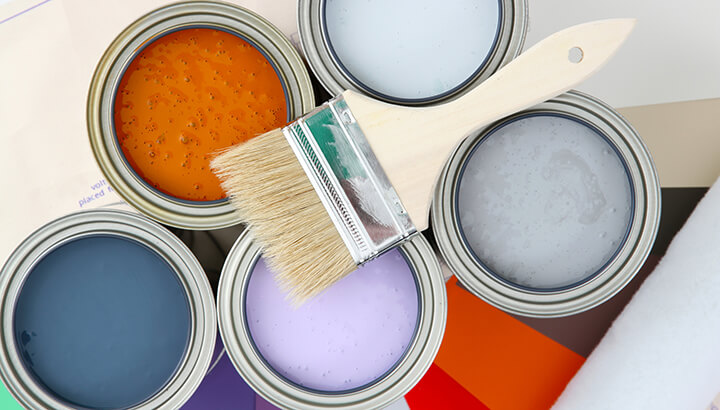 Recycling rules about paint