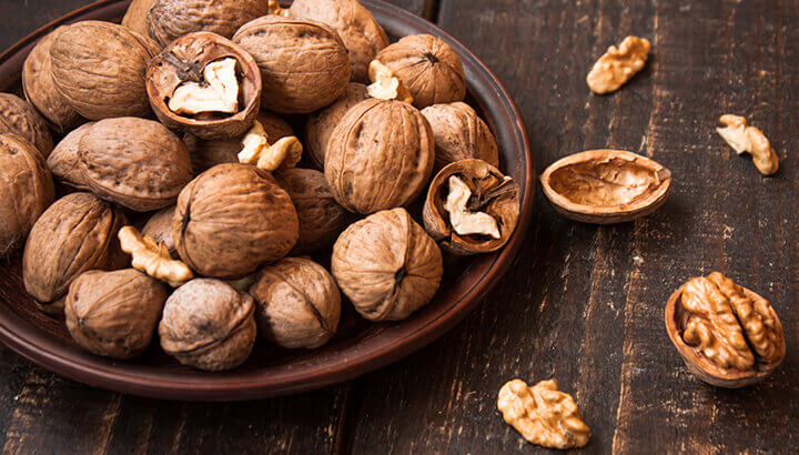 Walnuts and Brussels sprouds may fight off dementia