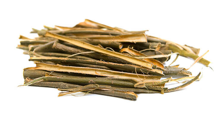 Willow bark for joint pain