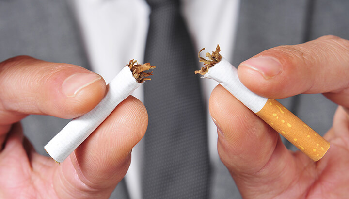 reverse type 2 diabetes naturally by quitting smoking