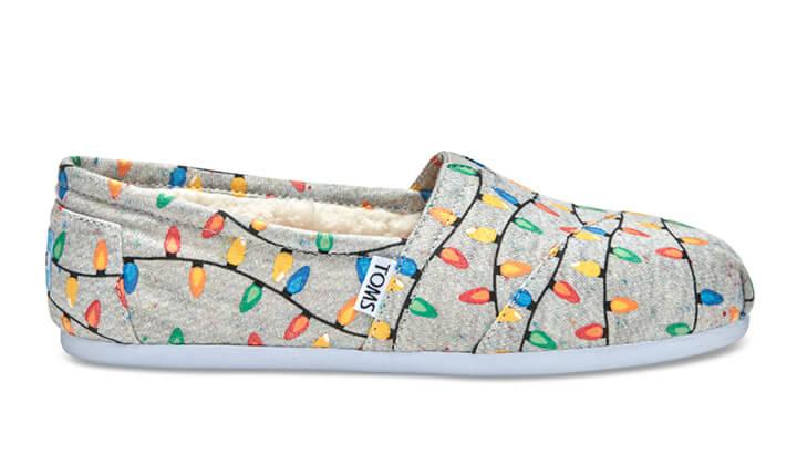 TOMS footwear
