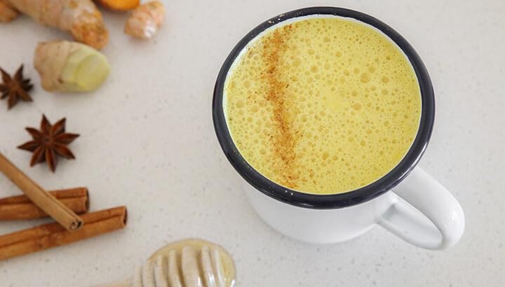 turmeric challenge golden milk