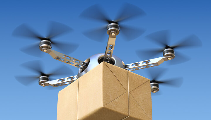 Amazon may soon be delivering packages with drones