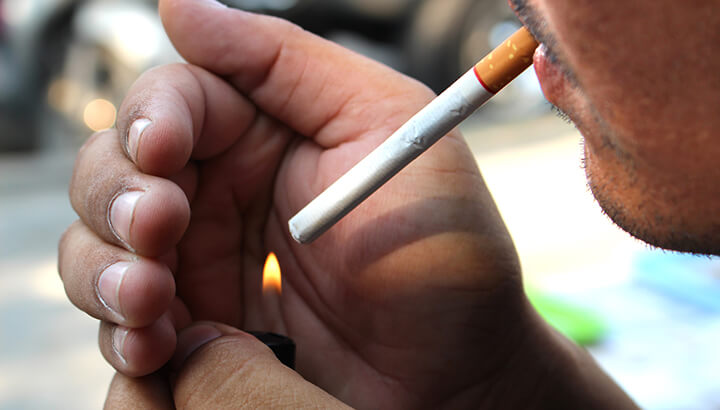 Cancer and diabetes are just some of the risks of smoking