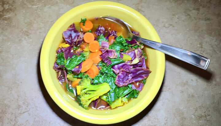 Cleansing Detox Soup Feature Photo