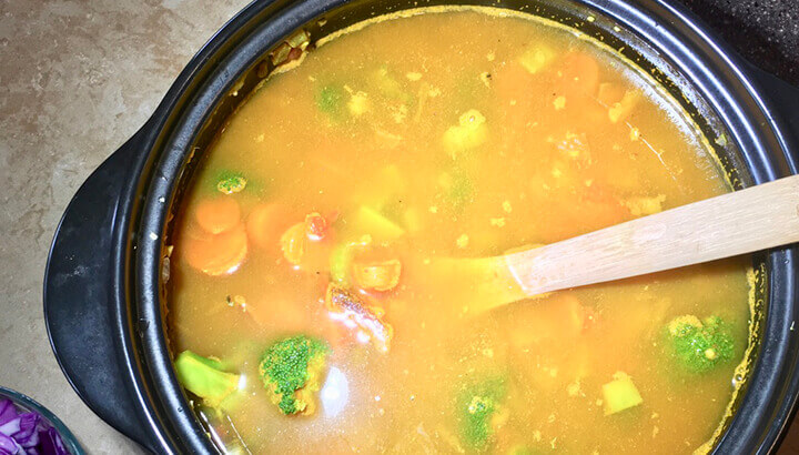 Cleansing Detox Soup Photo 7