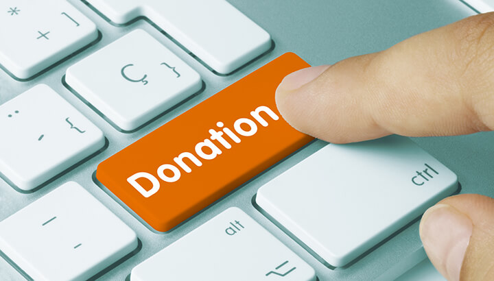 Companies use donations for PR