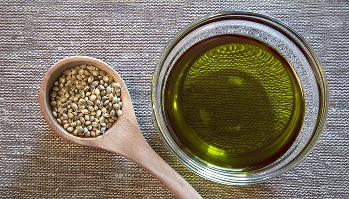 Hemp oil has many health benefits