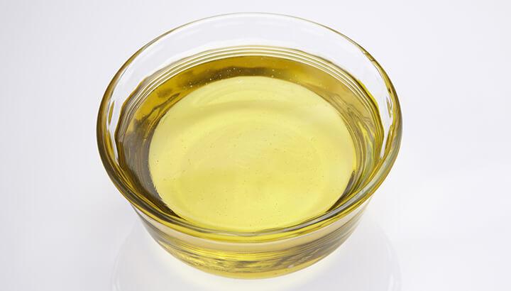 Oil for enemas