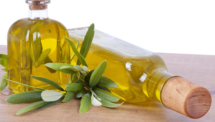 Olive oil can help clogged ears