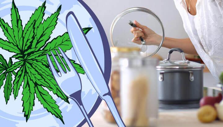 6 Reasons To Eat Marijuana Instead Of Smoking And How To