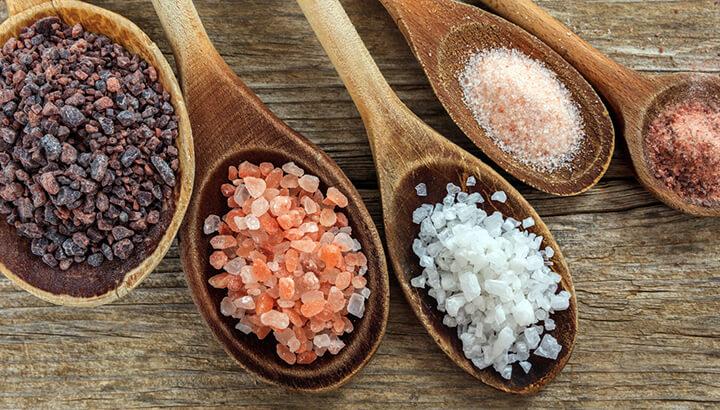 Sea salts can help you poop