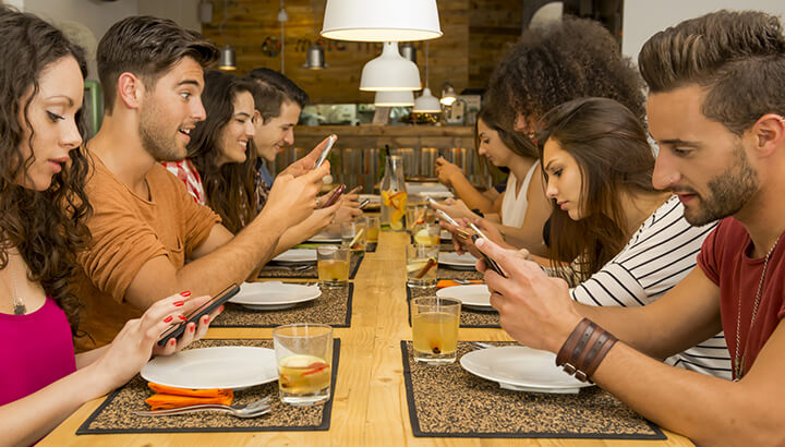 Social isolation in the digital age is a growing problem