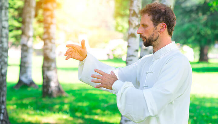 Tai chi can ease PTSD symptoms
