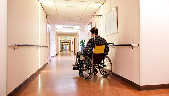 Veteran hospitals often have appalling conditions