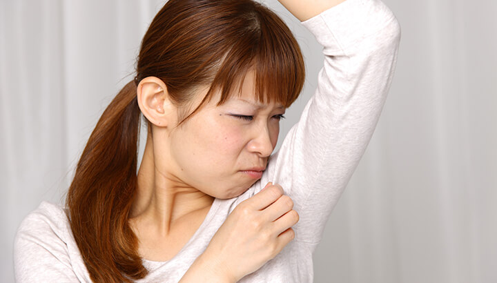 Your body odor may reflect your overall health