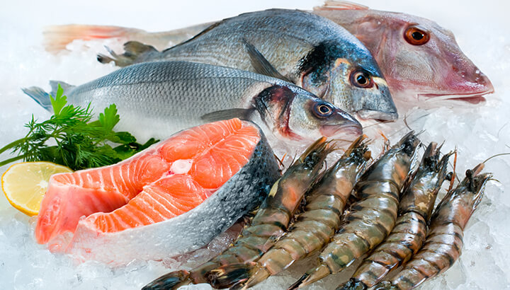 Crude oil spills are linked to cardiotoxicity in seafood.