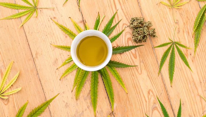 Enjoy marijuana with weed-infused olive oil