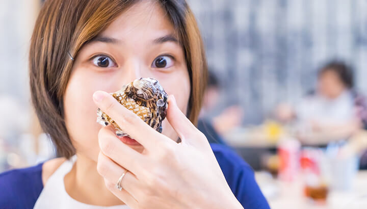 Farts can come from eating too fast