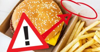 Fast food wrappers contain harmful chemicals