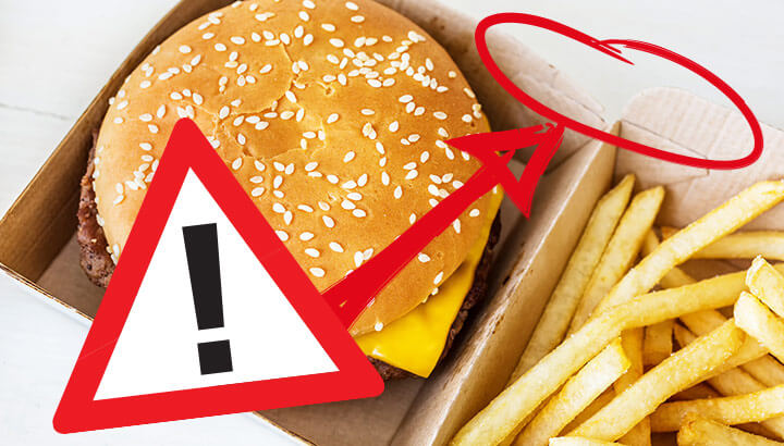 Chemicals In Fast Food Wrappers