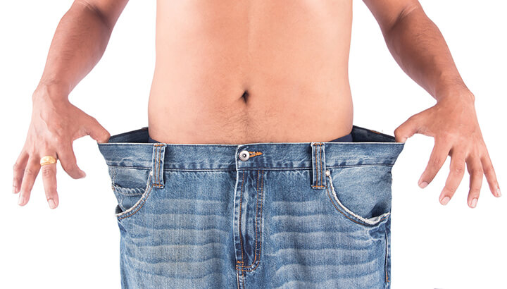 Instead of penis stretching you can try to lose weight for more length