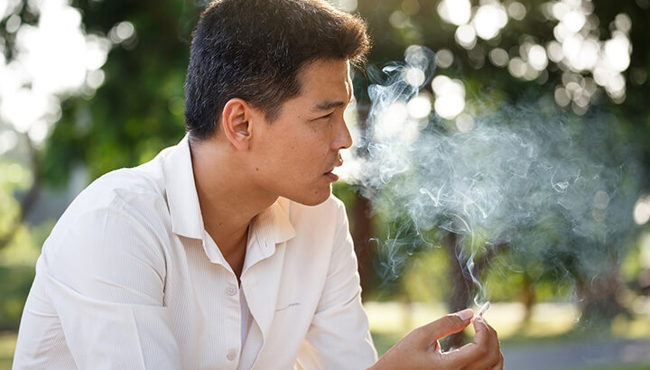 Smoking too much marijuana can contribute to testicles shrinking.