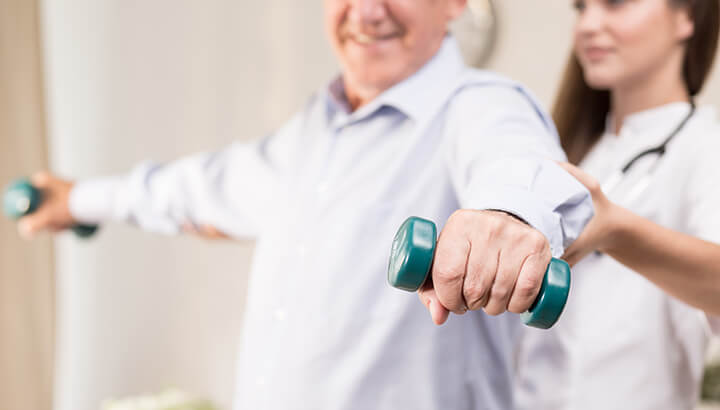 Those with sarcopenia may be more at risk for a heart attack.