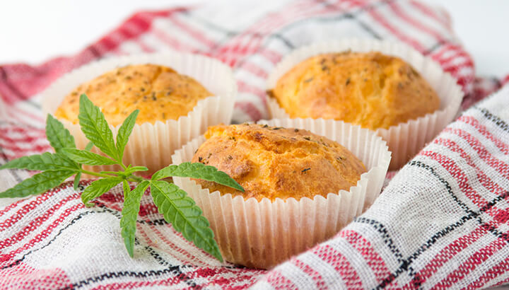 Using weed-infused olive oil in recipes will give you a different high.