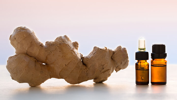 You can cook with many essential oils including ginger
