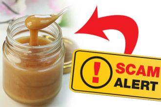 Your manuka honey might be a scam