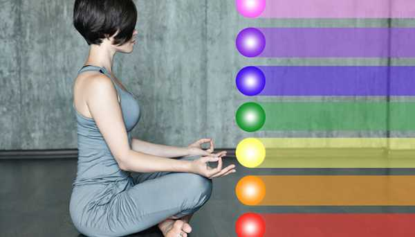 Aligning your chakras can help you achieve well-being