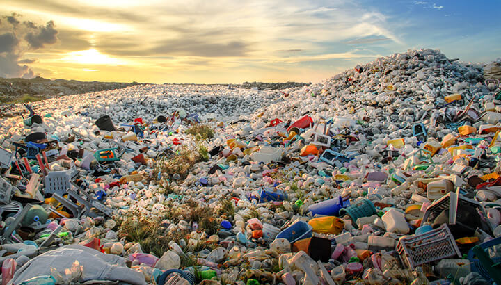 Before you throw plastic away, reuse it or donate it