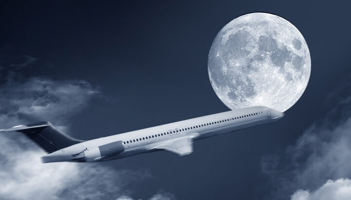 Companies pushing space travel to the moon