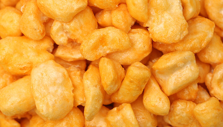 Corn Pops cereal contains dangerous hydrogenated oils.